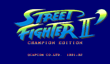Street Fighter II' - Champion Edition (NeoGeo BR Team)
