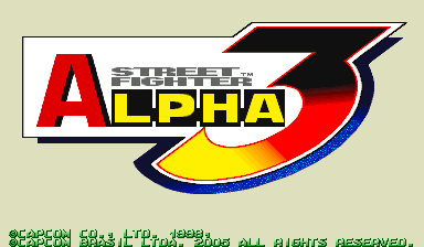 Street Fighter Alpha 3 (Alan Web Page)
