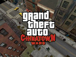 [Nintendo DS] Grand Theft Auto - Chinatown Wars (Disco Voador Romhacking)