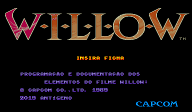 [CPS-1] Willow (Antígeno)