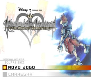 Imagem em destaque de Kingdom Hearts Re:Chain of Memories (Brazilian Warriors)